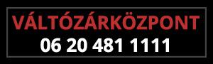 Váltózárközpont.hu